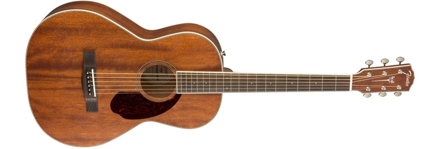 PM-2 Parlor NE, All-Mahogany, Natural -