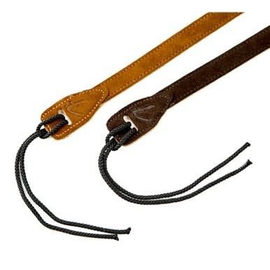 Fender® Mandolin Straps - Brown Suede
