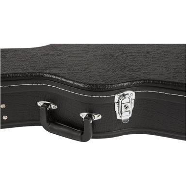 Fender® Acoustic Malibu Folk Guitar Multi-Fit Hardshell Case -