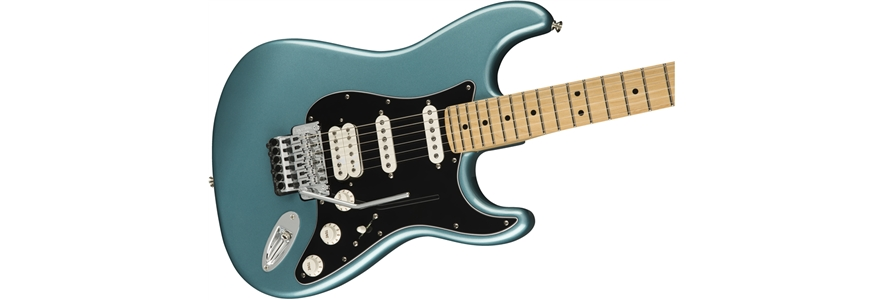 Player Stratocaster® Floyd Rose® HSS - Tidepool