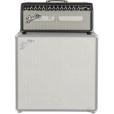 Bassman® 500 Head - Black and Silver