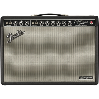 Tone Master® Deluxe Reverb® view 1.0