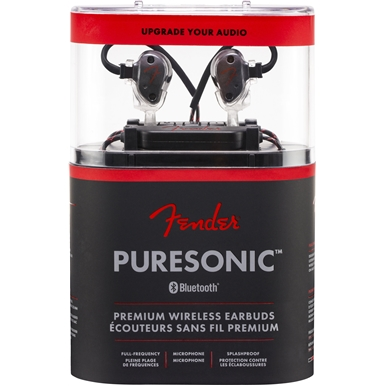 PureSonic™ Premium Wireless Earbuds -