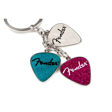 Fender™ Picks Keychain -