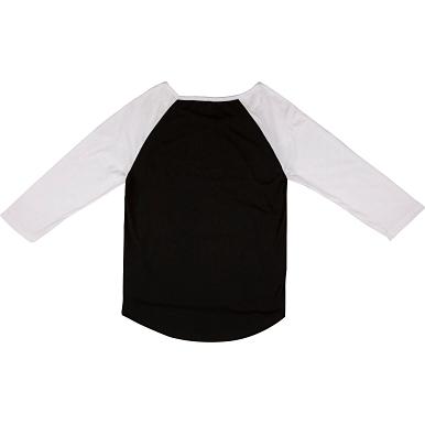 American Professional Ladies T-Shirt - Black