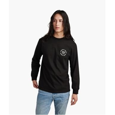 Fender® Brixton™ Highway L/S T-Shirt view 1.0
