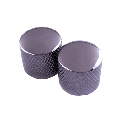 Telecaster-Precision Bass Dome Knobs (Push-On Style) view 1.0