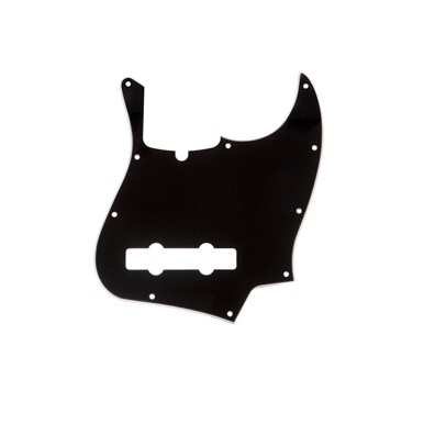 10-Hole Contemporary 5-String Jazz Bass® Pickguards view 1.0