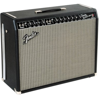'65 Twin Reverb® - Black and Silver