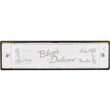 Fender® Blues Deluxe Harmonica -