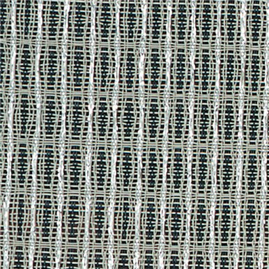 Grille Cloth (Black/Silver) view 1.0
