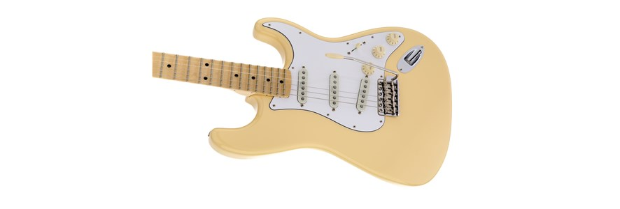 Yngwie Malmsteen Stratocaster® - Vintage White