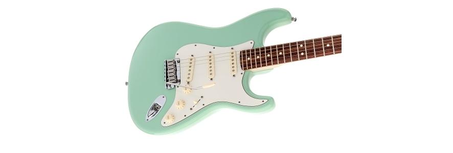 Jeff Beck Stratocaster® - Surf Green