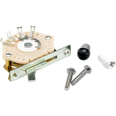 5 position stratocaster® pickup selector switch parts