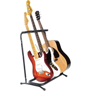 Fender® Multi-Stand (3-Space) view 1.0