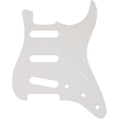 8-Hole '50s Vintage-Style Stratocaster® S/S/S Pickguards view 1.0