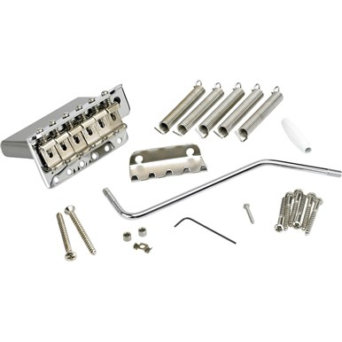 American Vintage Series Stratocaster® Tremolo Assemblies (Left-Hand) view 1.0