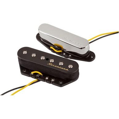 Fender Vintage Noiseless™ Tele® Pickups - Nickel