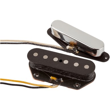 Fender Original Vintage Tele® Pickups - Nickel