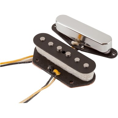 Fender Custom Shop Texas Special™ Tele® Pickups - Nickel