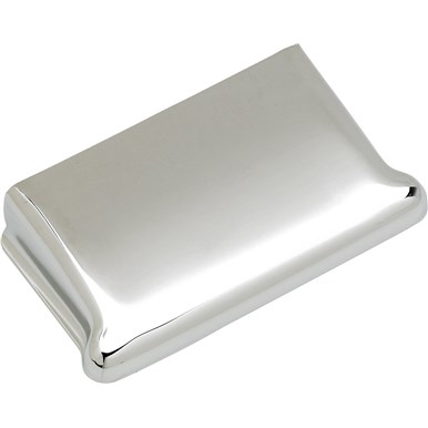 Pure Vintage Stratocaster® Bridge Cover - Chrome