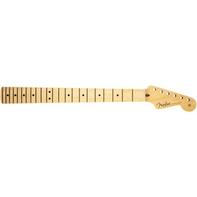 American Standard Stratocaster® Neck, 22 Medium Jumbo Frets - Maple -