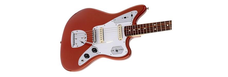 Johnny Marr Jaguar® - Metallic KO