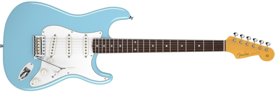 Eric Johnson Stratocaster® Rosewood view 1.0