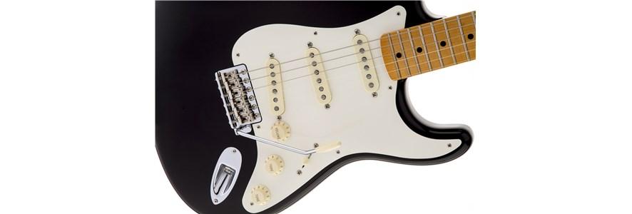 Eric Johnson Stratocaster® Maple - Black