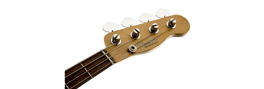 Mike Dirnt Road Worn® Precision Bass® - White Blonde