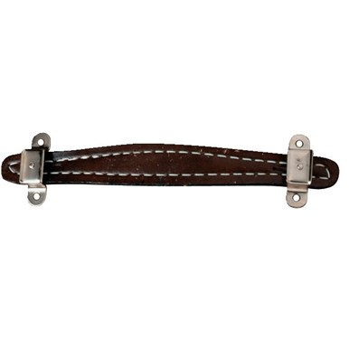 Pure Vintage Stitched Leather Amplifier Handle view 1.0