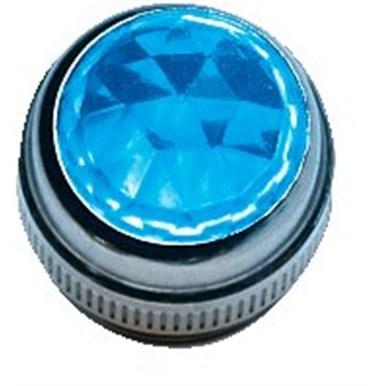 Pure Vintage Amplifier Jewels - Blue