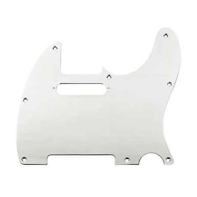 8-Hole Mount Plated Telecaster® Pickguards view 1.0