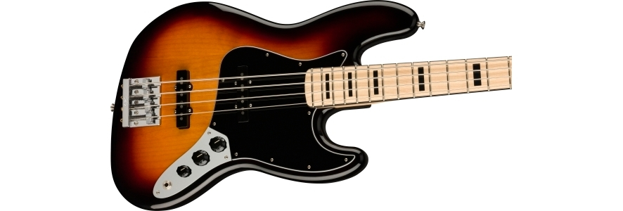 Geddy Lee Jazz Bass® - 3-Color Sunburst