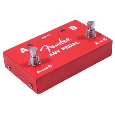 Fender® ABY Footswitch -