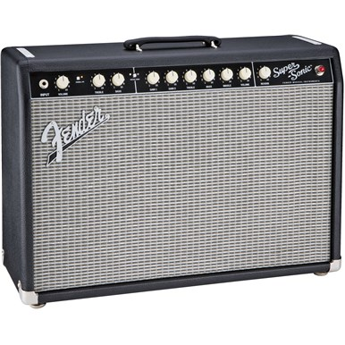 Super-Sonic™ 22 Combo - Black and Silver