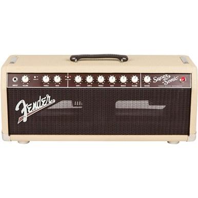 fender super sonic 22 head blonde 120v rh shop fender com Supersonic Fender Amp Head Head Fender Super-Sonic Review