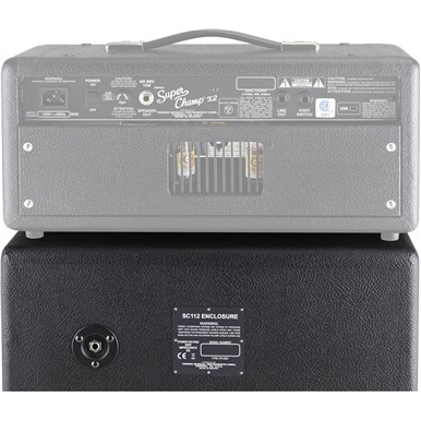 Super Champ™ SC112 Enclosure -