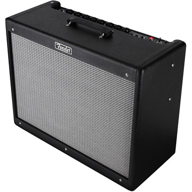 Hot Rod Deluxe™ III - Black and Silver