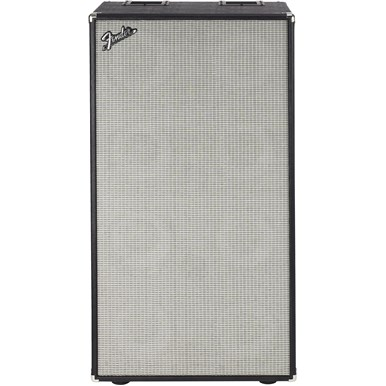 Bassman® 810 Neo Enclosure - Black and Silver