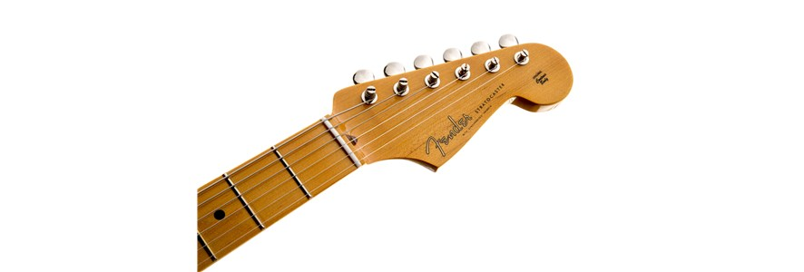 Eric Johnson Stratocaster® Maple - 2-Color Sunburst