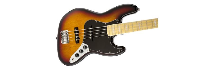 Vintage Modified Jazz Bass® '77 - 3-Color Sunburst