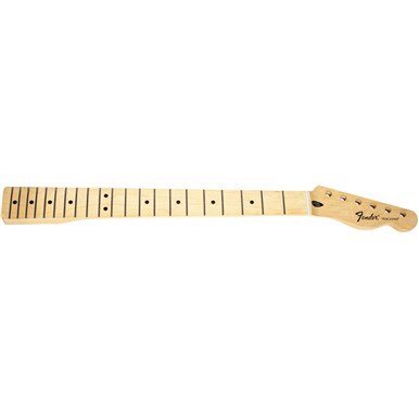 Standard Series Telecaster® Neck, 21 Medium Jumbo Frets - Maple -