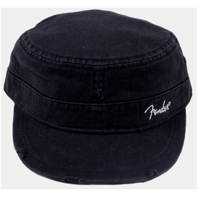 Fender® Military Cap - Black