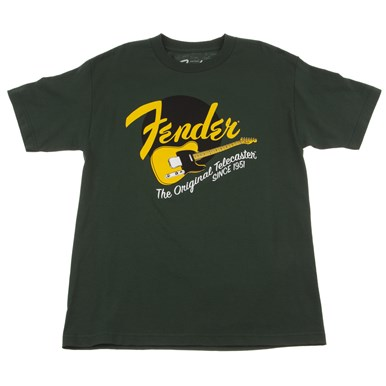 Fender® Original Tele T-Shirt - Green