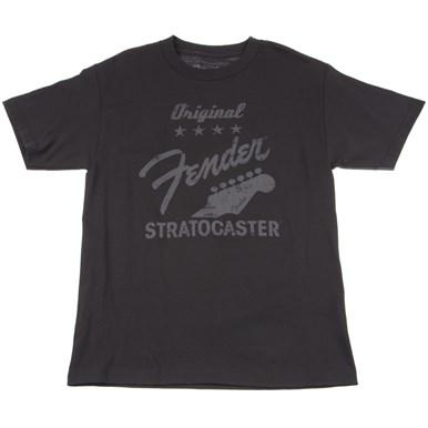 Fender® Original Strat® T-Shirt - Charcoal