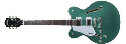 G5622LH Electromatic® Center Block Double-Cut with V-Stoptail, Left-Handed