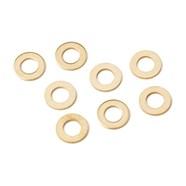 Brass Truss Rod Washers -