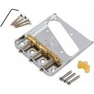 3-Saddle American Vintage Hot Rod Telecaster® Bridge Assembly -