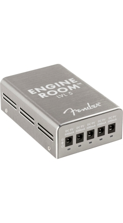Engine Room™ LVL5 Power Supply - Gray